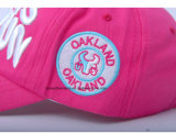 Soem-Erzeugnis passte Zeichen gestickte fördernde Baumwollsport-Baseballmütze an