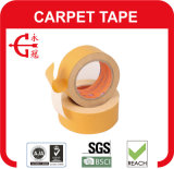 Qualitäts-anhaftendes doppeltes mit Seiten versehenes Teppich-Band