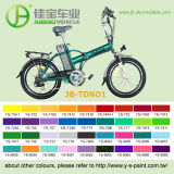 EN15194 / CE Bateria de lítio 20 polegadas de bicicleta elétrica dobrável (JB-TDN01Z)