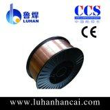 0.8-1.2mm CO2 MIG soldadura alambre Er70s-6 para el grado 500MPa