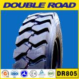 Chinesischer Hersteller der Radialgummireifen-Dr805/806 aller Stahlradial-LKW-Gummireifen des LKW-Reifen-1000r20-18pr