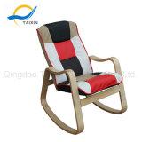 Мебель тряся стула рукоятки ткани PU круглая домашняя