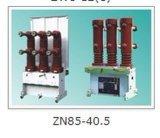 De alto voltaje de interior vacío disyuntor Zn85-40.5