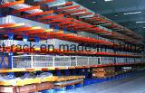 Manuseio de materiais e armazenamento Aplicações Cantilever Rack