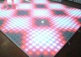 P100 61*61 cm im Freien wasserdichte Digital Dance Floor