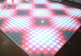 P100 61*61 Cm 옥외 방수 디지털 댄스 플로워
