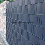 Cerca da tela da privacidade da tira do PVC de Uneed 630g para a proteção do jardim