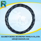 대리석 직경 10.5mm를 위한 Romatools 다이아몬드 철사