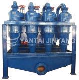 Grupo del hidrociclón de la maquinaria de Ming para la clasificación