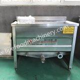 Part semi-automatique de banane faisant frire la machine/petit beignet électrique de chauffage faisant frire la machine