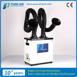 Extracteur de fumées de soudage Pure-Air filtrat les fumées de soudure (ES-300TD)