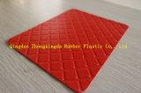 3G Mat van de Vloer Quadrate van pvc de Antislip