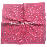 I prodotti della fabbrica hanno personalizzato il Bandana di Headwrap del quadrato del cotone stampato marchio