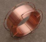 Провод заварки Er70s-6 СО2 защищаемый газом медный Coated