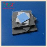 Refrigeración térmica conductiva Disipador de silicona Gap Pad para IC / GPU