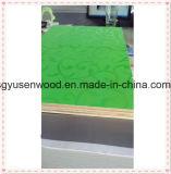 표준 크기 4*8 멜라민에 의하여 박판으로 만들어지는 합판 널 백색 합판 포플라 합판