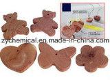Bola de madera del alcanfor, control de parásito natural, previniendo insectos y moho