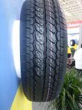 El carro ligero comercial de Van de la recolección de Habilead pone un neumático Durablemax RS01 185r14c 195r14c 195r15c