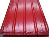 0.22mm Sgchの屋根瓦のための波形の亜鉛めっきの屋根ふきシート