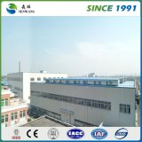 Стальные конструкции здания Fabriate склад с 27 лет на заводе