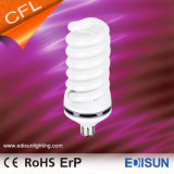 Lâmpadas energy-saving espirais cheias do poder superior CFL T5 65W 85W E27