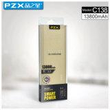 Pzx-C138! 2 вывели наружу, свет СИД, крен 13800mAh силы полимера индикации LCD тонкий