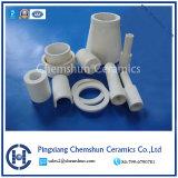 Поставщик керамиковых труба глинозема Chemshun (пробок, загибов, локтей, кец)