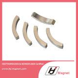 De super Sterke N50 Magneten van NdFeB van de Motor van het Segment van de C van de Boog Permanente