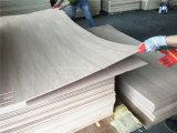 6/9/12/15/18mmポプラのコアに赤いカシをする4 ' x8の家具自然なCommerical豪華なベニヤの合板