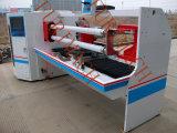 Автомат для резки крена журнала клейкой ленты, PVC/Non сплетенный/автомат для резки крена Fabric/Plastic/Laminating Film/Paper
