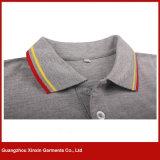 Les hommes personnalisés de qualité amincissent la chemise de polo en bonne santé (P179)
