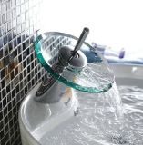 Faucet de lavabo en laiton pour meuble de salle de bains