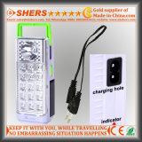Un indicatore luminoso Emergency solare di 15 SMD LED con 1W la torcia elettrica (SH-1963A)