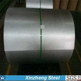 Manufactory de acero de la bobina del Galvalume de aluminio del material de material para techos el 55%