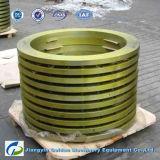 合金鋼鉄鍛造材のリングカラーコーティング