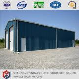 Здание хранения стальной рамки низкой стоимости Prefab