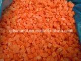 Новая морковь урожая IQF