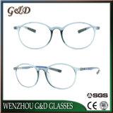 Optische Frame van uitstekende kwaliteit van het Oogglas Ultem het Plastic Eyewear met Tempel 8012 van de Vezel van de Koolstof