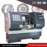 판매 Awr2840를 위한 CNC 합금 바퀴 변죽 수선 선반 기계