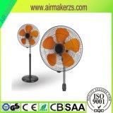 Luftkühlung 18 Zoll-eleganter Entwurfs-Unterseiten-Untersatz-Standplatz-Ventilator
