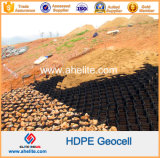 Пластмасса HDPE Geocells Used как причал и Breakwater Independent Wall