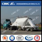 Cimc Tanker van het Poeder van Huajun 2axle de Verticale