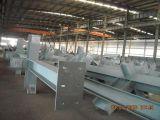 Atelier/entrepôt préfabriqués de bâtiment de structure métallique