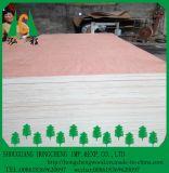 4.5 milímetros de chapa de madera de Bintangor hicieron frente a la madera contrachapada