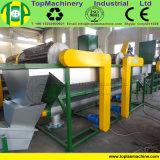 Lavadora usada de la botella de los PP del animal doméstico del PVC del PE del plástico HD Ld
