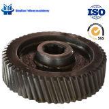 Engranaje cilíndrico modificado para requisitos particulares CT6113 del engranaje de transmisión del metal de la forja de la precisión