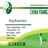 Agrochemisch Herbicide (CAS Nr: 42874-03-3) Oxyfluorfen 24%Ec