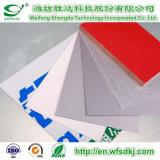 Película protetora de PE/PVC/BOPP para a placa de alumínio da placa/Plástico do perfil