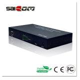 Fibra de China 1port LC e interruptor rápido del LAN de la red de Ethernet de Tx de 9 accesos (SCM-F8G1LS22M)