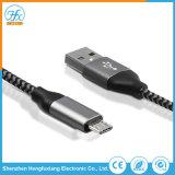 주문을 받아서 만들어진 케이블을 비용을 부과하는 이동 전화 5V/2.1A 마이크로 USB 데이터